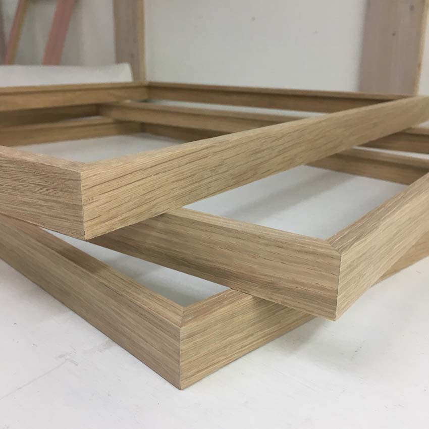 Oak Frames Detail 2